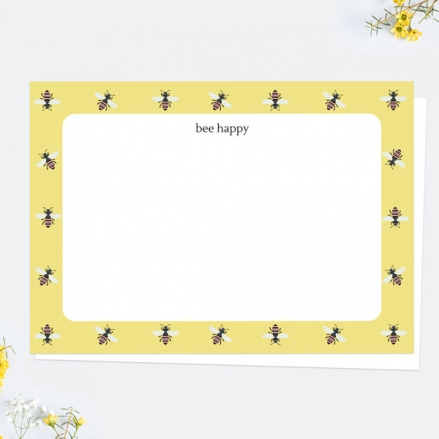Pink-Bee-Bee-Happy-Note-Cards