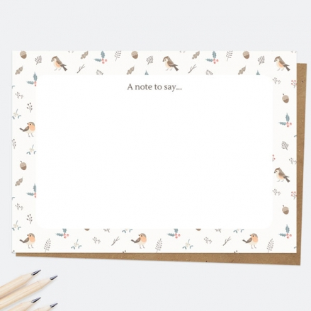 Winter-Robin-A-Note-To-Say-Note-Cards