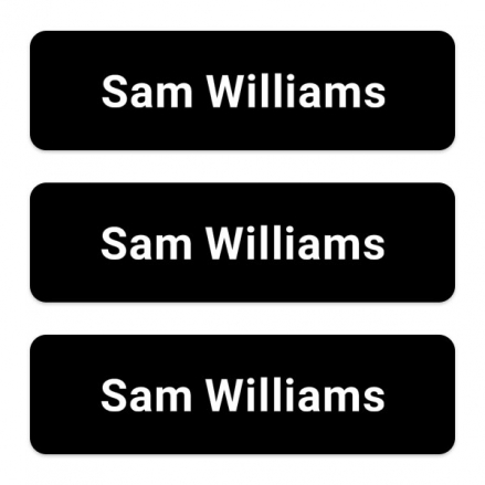 office-work-personalised-name-labels-black