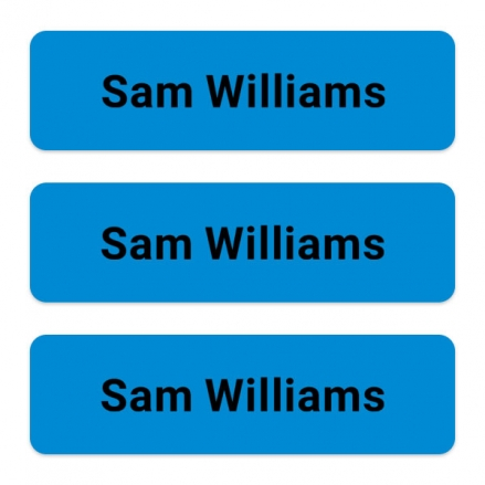 office-work-personalised-name-labels-blue