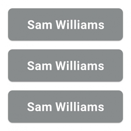 office-work-personalised-name-labels-grey