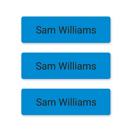 office-work-small-personalised-name-labels-blue