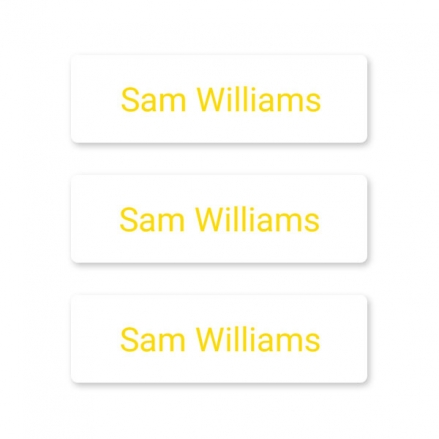 office-work-small-personalised-name-labels-yellow-text