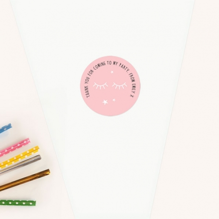 Beauty-Pamper-Party-Sweet-Cone-Bag-&-Sticker-Pack-of-35