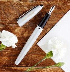 personalised-cross-fountain-pen-chrome