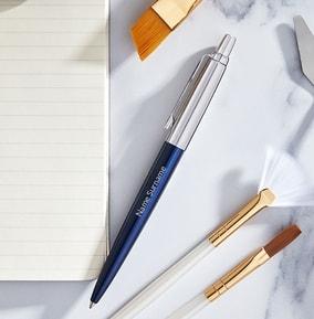 personalised-parker-ballpoint-pen-royal-blue