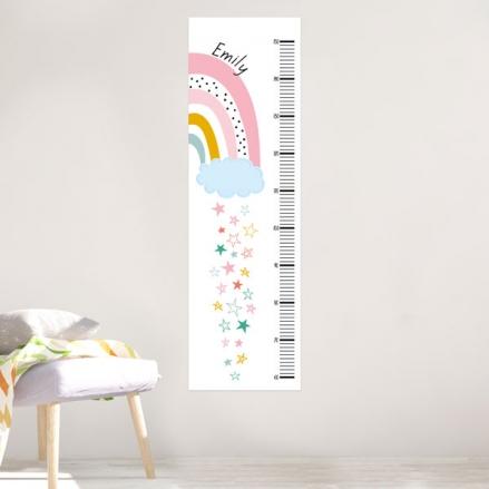 Chasing-Rainbows-Personalised-Height-Chart
