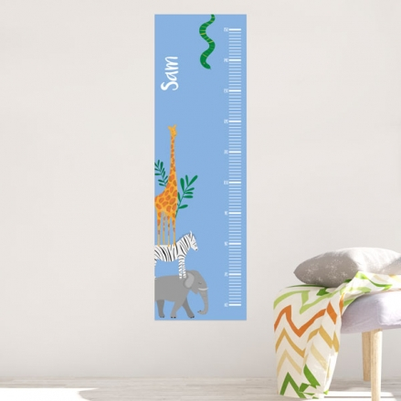 Go-Wild-Personalised-Height-Chart
