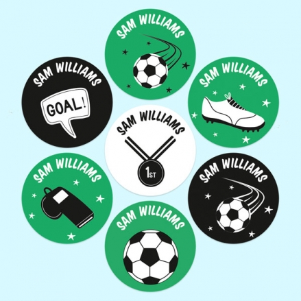 Football-Crazy-Personalised-Kids-Stickers-Pack-of-35