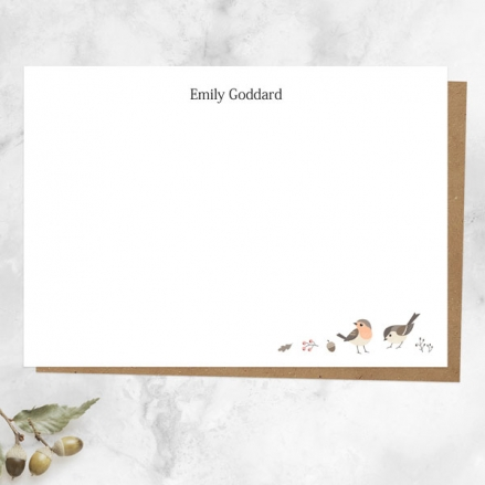 winter-robin-personalised-a6-note-card