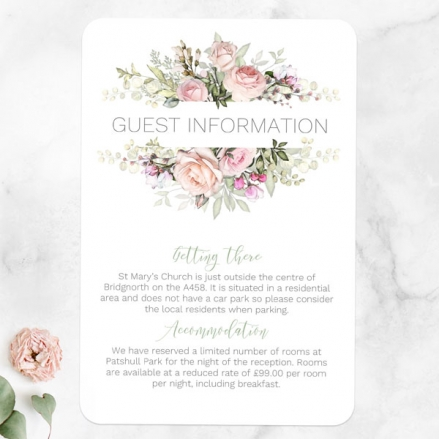 pink-roses-greenery-guest-information