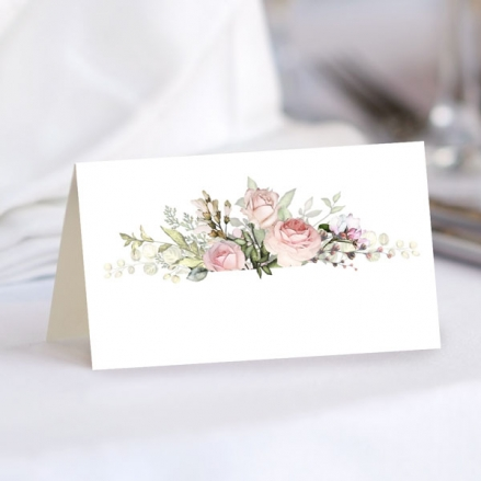 pink-roses-greenery-ready-to-write-wedding-place-cards