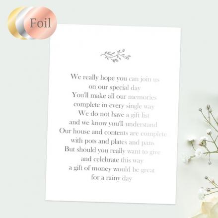 Floral-Wedding-Arch-Foil-Gift-Poem-Cards