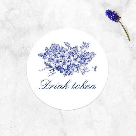 Royal Botanical - Drink Tokens - Pack of 30