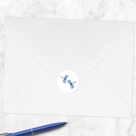 Royal Botanical - Wedding Envelope Seals