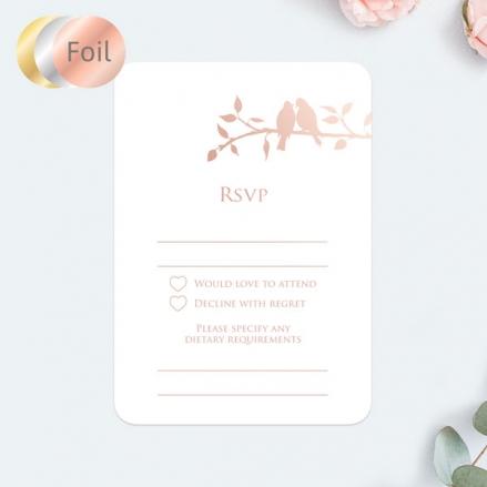 Country-Love-Birds-Foil-Wedding-RSVP-Cards