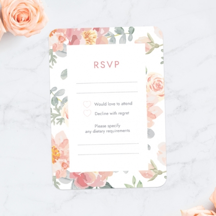 Coral-Watercolour-Flowers-Wedding-RSVP-Cards