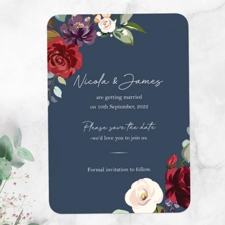 Boho-Jewel-Flowers-Save-the-Date-Cards