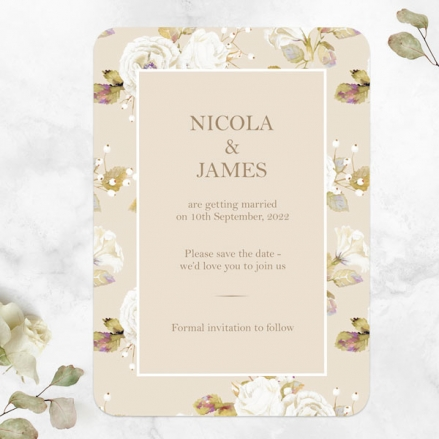 Vintage-Cream-Roses-Save-the-Date-Cards