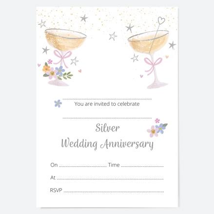 25th-wedding-anniversary-invitations-champagne-bubbles-thumbnail