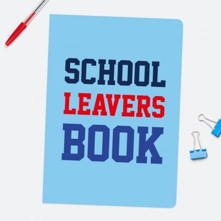 Sports Jersey - A5 School Leavers Book