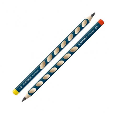 STABILO-EASYgraph-Handwriting-Pencil-Twin-Pack-Petrol