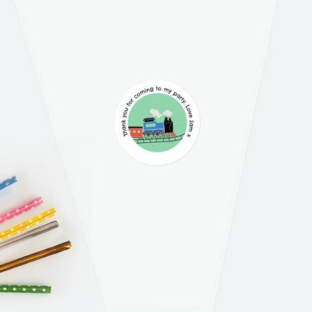 train-track-sweet-cone-bag-sticker-thumbnail