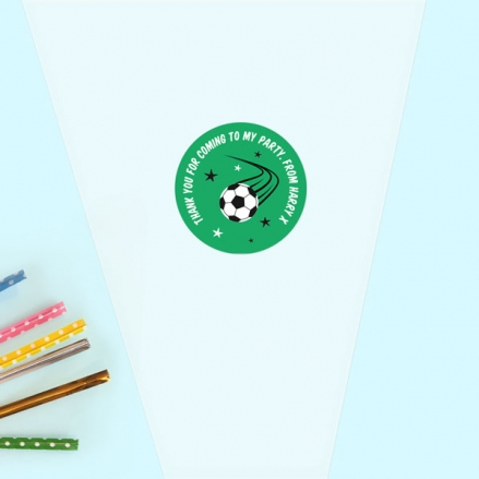 Football-Crazy-Sweet-Cone-Bag-&-Sticker-Pack-of-35