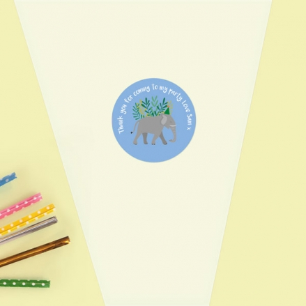 Go-Wild-Sweet-Cone-Bag-&-Sticker-Pack-of-35