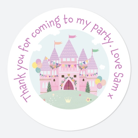 princess-castle-sweet-cone-stickers-thumbnail