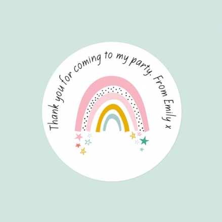Chasing-Rainbows-Sweet-Cone-Sticker-Pack-of-35