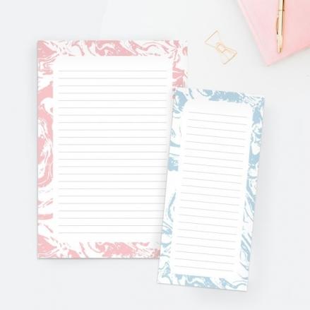 Sweet Sherbet Dreams - Notepads - Pack of 2