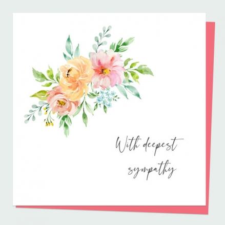 sympathy-card-pastel-watercolour-flowers-deepest-sympathy