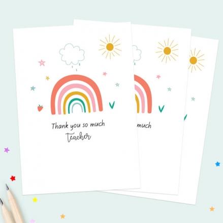 chasing-rainbows-teacher-thank-you-cards