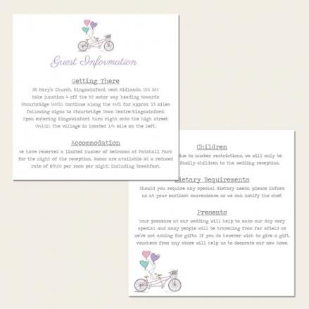 Tandem Love - Guest Information