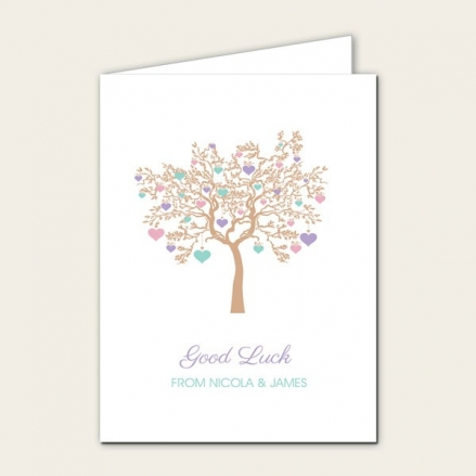Love Tree - Lottery Ticket Holder