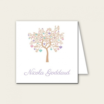 Love Tree - Wedding Place Cards