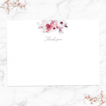 Anniversary-Thank-You-Cards-Pink-Watercolour-Bouquet