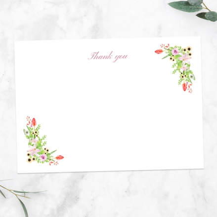 Anniversary-Thank-You-Cards-Summer-Flowers