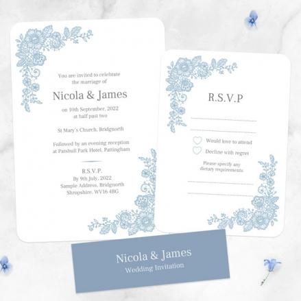 Intricate-Lace-Wedding-Invitation-&-RSVP
