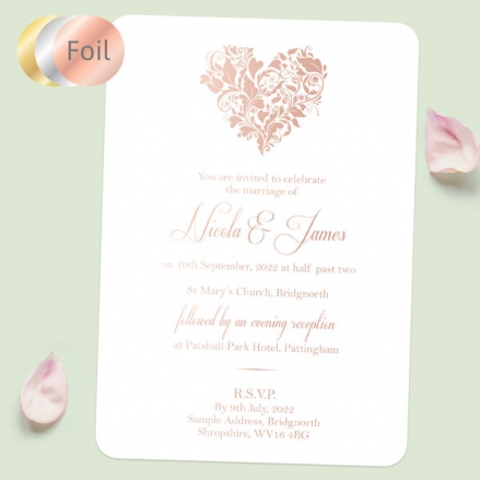 Ornate-Heart-Foil-Boutique-Wedding-Invitation