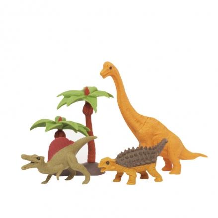 Iwako-Puzzle-Eraser-Set-Dinosaur-2