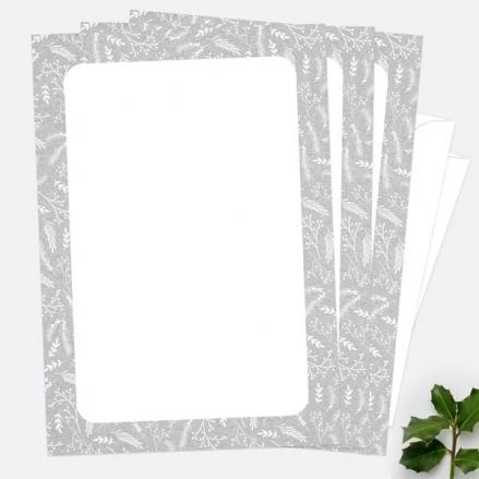 woodland-scandi-pattern-letter-set