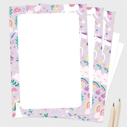 unicorn-magic-notelet-writing-set