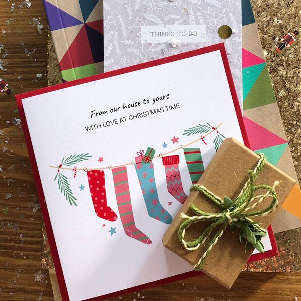 single-christmas-cards