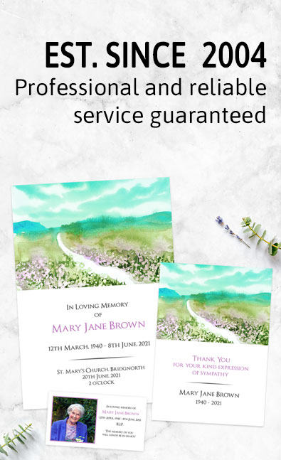 Established since 2004 - Professional and reliable service guaranteed