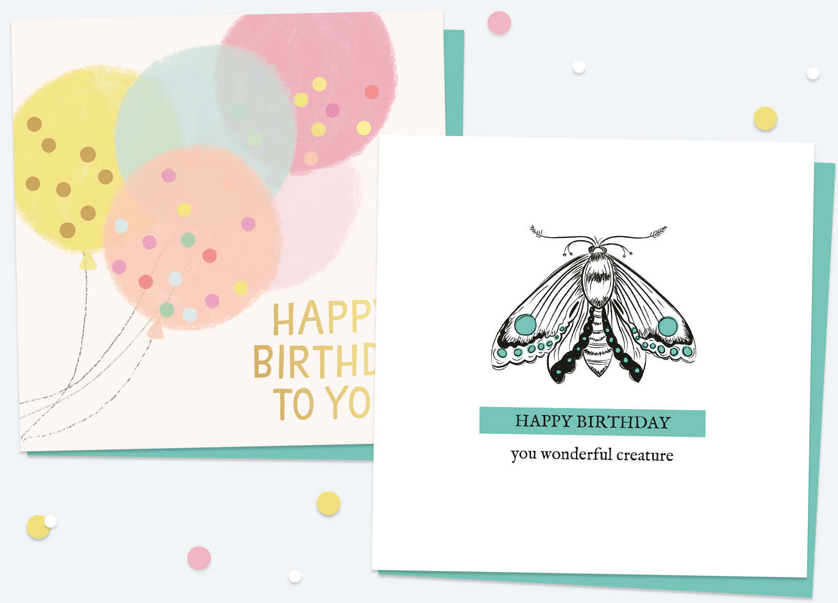 Birthday Cards For Her - General
