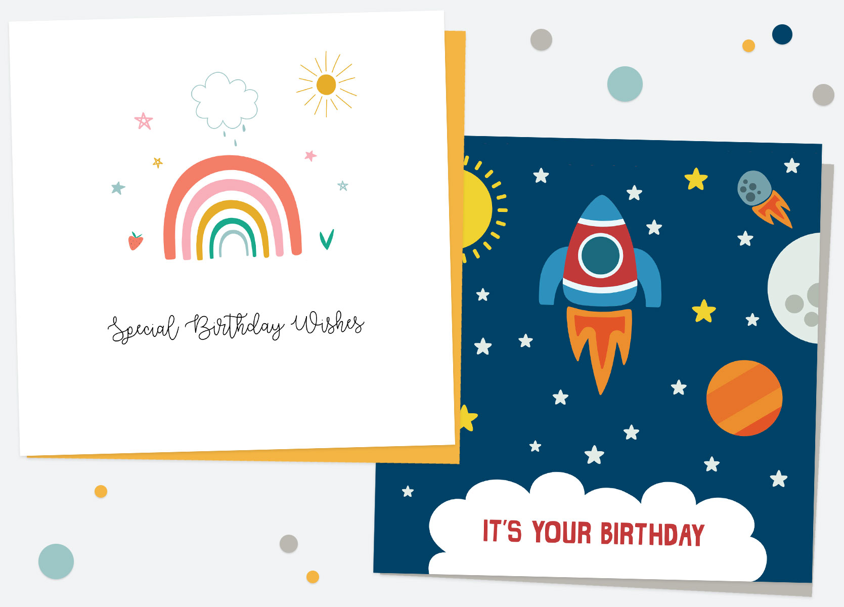 Birthday Cards For Kids - General