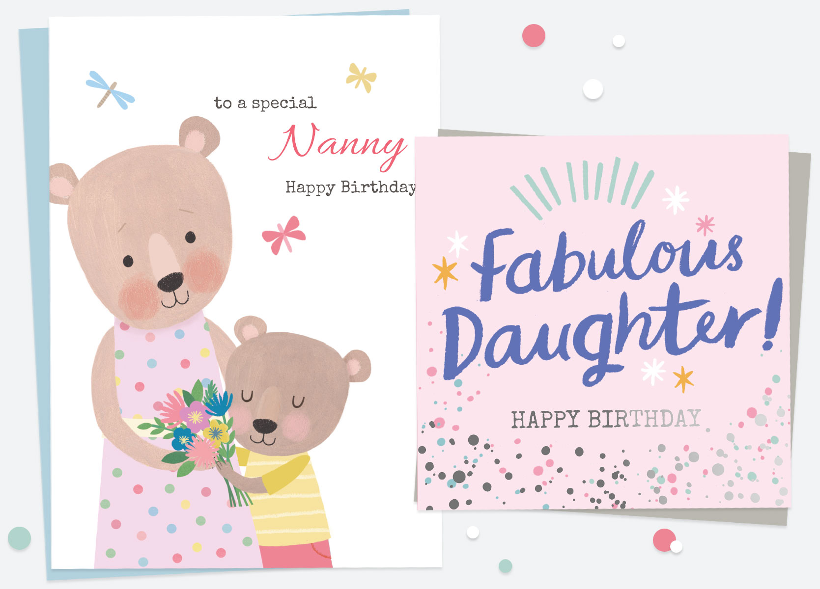 Birthday Cards For Her - Relative