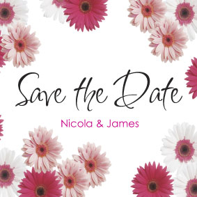 Have you Saved the Date with us yet?